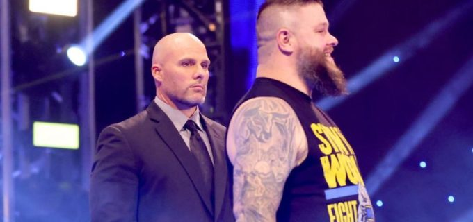 【WWE】オーエンズがピアースの策略でレインズとのユニバーサル王座戦に代理出場!