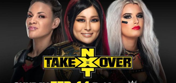 【WWE】王者紫雷イオとトニー・ストーム、メルセデス・マルティネスのNXT女子王座トリプルスレット戦が決定
