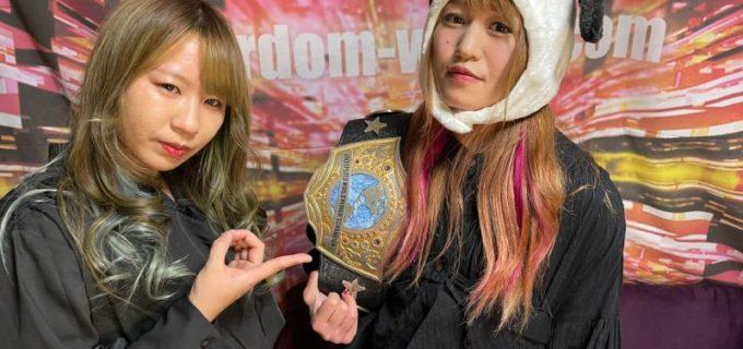 【スターダム】1.30 ベルサール高田馬場 タイトルマッチ勝者予想アンケート