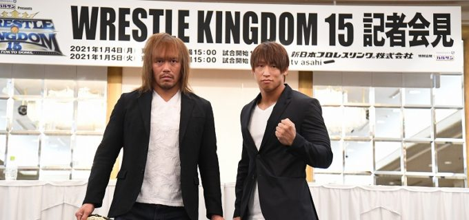 【新日本】年間最大のビッグマッチ! 1.4(月)『WRESTLE KINGDOM 15 in 東京ドーム』全対戦カード!