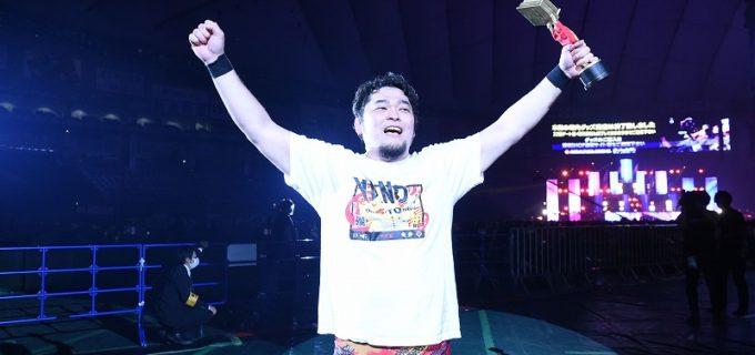 【新日本】矢野通が『KOPW 2021』決定戦4WAYマッチを制して戴冠!1.5 WRESTLE KINGDOM 15 in 東京ドーム