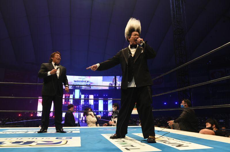 【新日本】1.4 WRESTLE KINGDOM 15 in 東京ドーム〔全試合結果・バックステージコメント掲載〕飯伏「2021年は飯伏幸太の年にしたい」