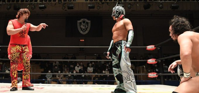 【ドラゴンゲート】<2.5 後楽園ホール大会 決定分対戦カード情報>YAMATO&ドラゴン・キッド vs KAI&SB KENTo