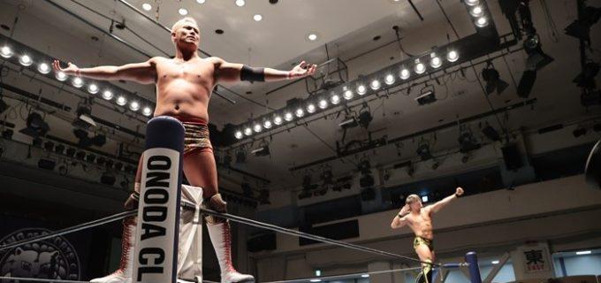【新日本】内藤が急遽欠場、代替カードで永田vsSANADAが実現!オカダ&SHOがEVIL&東郷に快勝!!