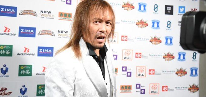 【新日本】内藤が25日に復帰を表明「自分から何も発信できないような男が新日本プロレスのトップであり、新日本プロレスの歴史を変えようとしている。迷惑だし不愉快だよ」<2.22後楽園>試合後バックステージコメント全文掲載