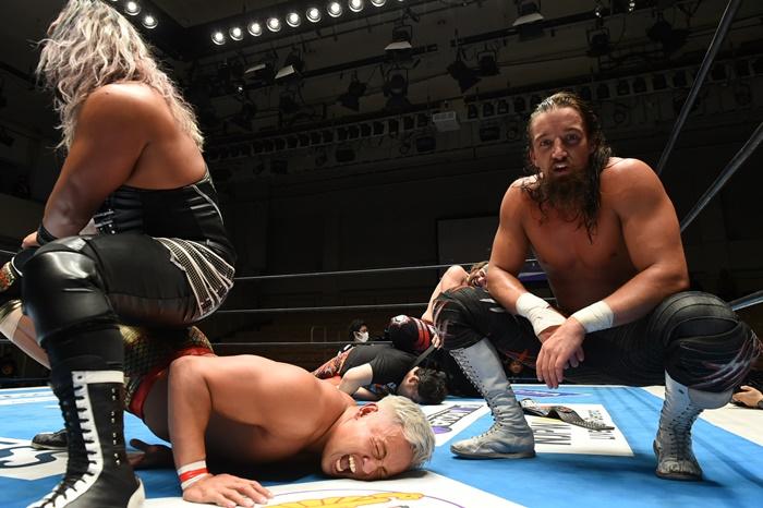 結果 プロレス 試合 新 日本