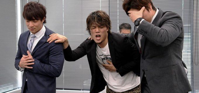 【DDT】2・23名古屋で樋口&坂口が保持するKO-Dタッグ王座に挑戦のDDTサウナ部が赤っ恥!
