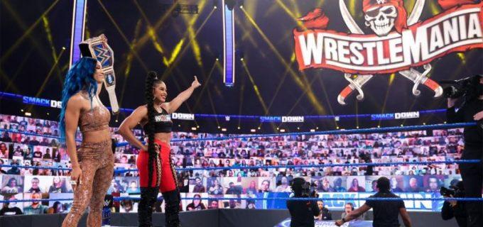 【WWE】RR戦覇者ビアンカがSD女子王者サーシャを指名「王座を奪取してやる!勝負だ」