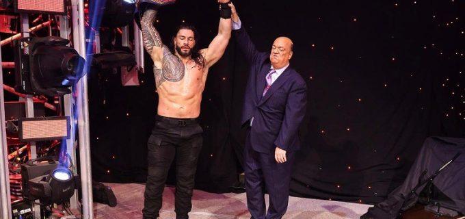 【WWE】レインズがギロチンで失神KOにしてオーエンズ相手のラストマン・スタンディング戦を制す