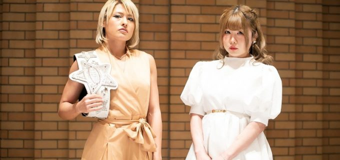 【スターダム】3.3日本武道館、敗者髪切りマッチで激突!ジュリア「すべてを失うリスクがあった方がやりがいになるんだよ!」たむ「その金髪もろともリングに散れ!」