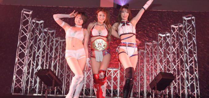 【DDT】傍若無人の松本都を3人で総攻撃!赤井「三人でプリクラ撮りにいきましょう」都「沙希ちゃんは推しの選手になりました」2.14 KAWASAKI STRONG 2021 スーパー女子プロ大戦~咲乱華~