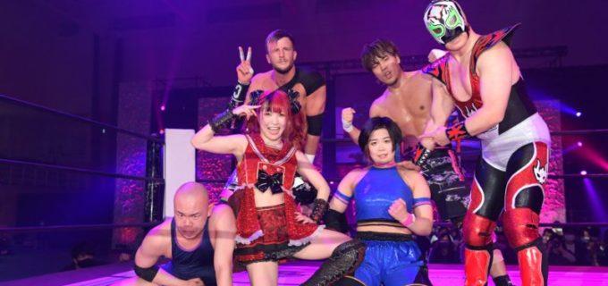 【DDT】チーム東北がデルフィンと伊藤のカニカニ殺法に敗れる!デルフィン「このメンバーで東北周りましょう」!2.14 KAWASAKI STRONG 2021