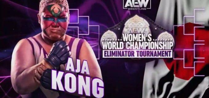 【AEW】AEW Women's World Championship Eliminator Tournament開催決定!日本からアジャコングやさくらえみら8選手が参戦