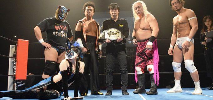 【HERO】リッキー&大和が友龍&ベアーを破り、WBCタッグ王座を奪取!5・29新木場で洞口&松田が挑戦へ