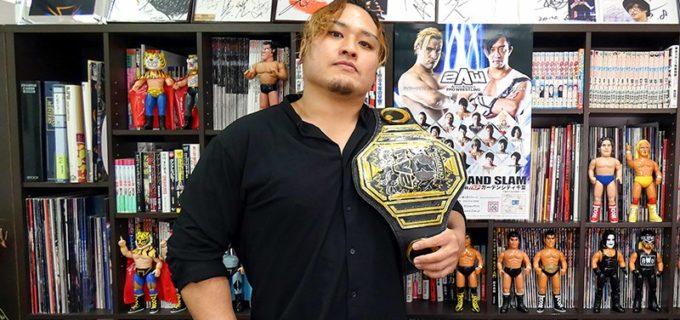 【プロレスラー選手名鑑】真霜拳號 Kengo Mashimo(2AW)