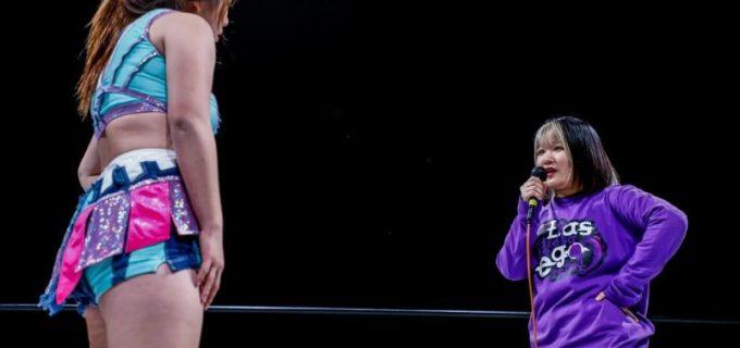 【SEAdLINNNG】2.26 新宿で生え抜き同士のシングル決戦!花穂ノ利と海樹リコが初シングル!3.17後楽園でタッグトーナメント開催