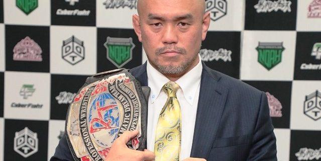 【DDT】秋山準がDDTのヘッドコーチに就任!樋口和貞との初防衛戦が3・28後楽園に決定!