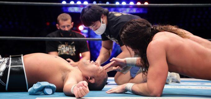 【新日本】ジェイ・ホワイトが難敵の石井智宏から勝利で歓喜!『NEW JAPAN CUP』出場を匂わす!