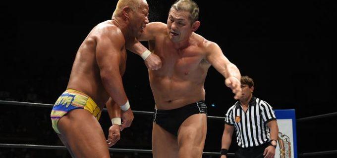 【新日本】『NJC』本間が奮闘するも鈴木に敗退!鈴木「IWGPは俺のモンだ。そろそろ獲りに行くぞ」と宣言