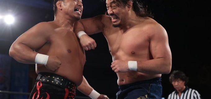 【新日本】『NJC』鷹木が後藤との激闘を制し、準々決勝では鈴木に勝利したKENTAとの対戦が決定!<3.13名古屋・全試合結果>