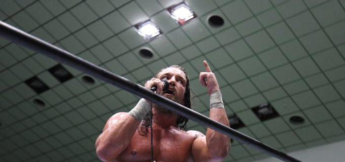 【新日本】ジェイが2回戦進出!次戦の棚橋に向け「俺が優勝した暁にはもう一度ベルトを2つに戻し、おまえの歴史も復元させてやる」<3.10京都・全試合結果>