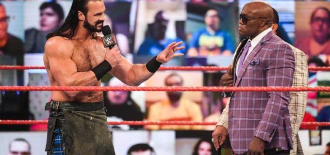 【WWE】ラシュリー対マッキンタイアのWWE王座戦がPPV「レッスルマニア37」で決定