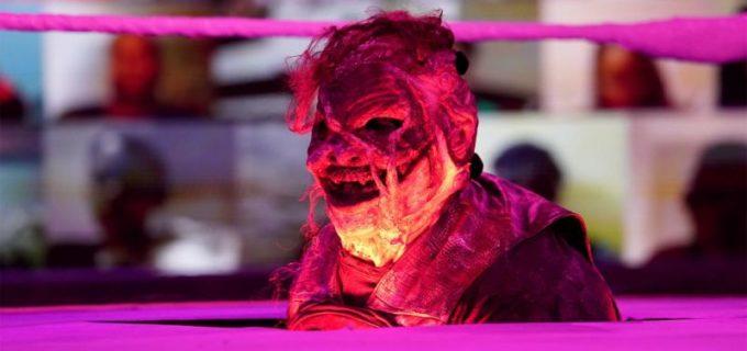 "【WWE】""ザ・フィーンド""ワイアットが復活してオートンをシスター・アビゲイル葬"