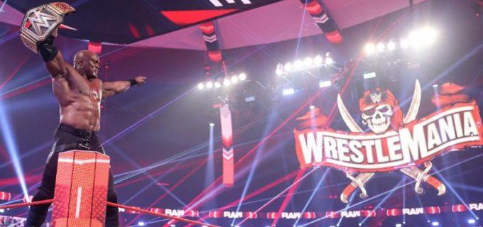 【WWE】ラシュリーが1日3回の王座戦でミズを仕留めて新WWE王者に