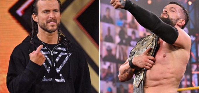 【WWE】フィン・ベイラーとアダム・コールのNXT王座戦が次週のNXTで決定