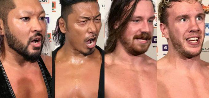 【新日本】NJC準決勝 フィンレー vs オスプレイ、鷹木 vs EVIL!3.20(土)仙台『NEW JAPAN CUP 2021』<全対戦カード>
