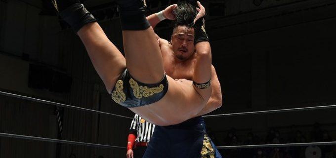 【新日本】後藤洋央紀がタイチとの激戦を制して『NEW JAPAN CUP』1回戦を突破!「2回戦の相手、オカダ、上がってこい!」<3.5後楽園>