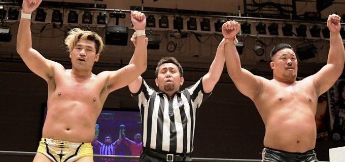 【DDT】岡田佑介がDDT所属初戦で快勝!「目標はもっともっと上」