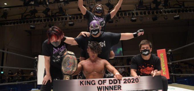 【DDT】最強の座を決めるトーナメント「KING OF DDT 2021」開催決定!