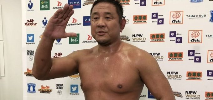 【新日本】『NEW JAPAN CUP 2021』<3.9ジップアリーナ岡山>試合結果&バックステージコメント