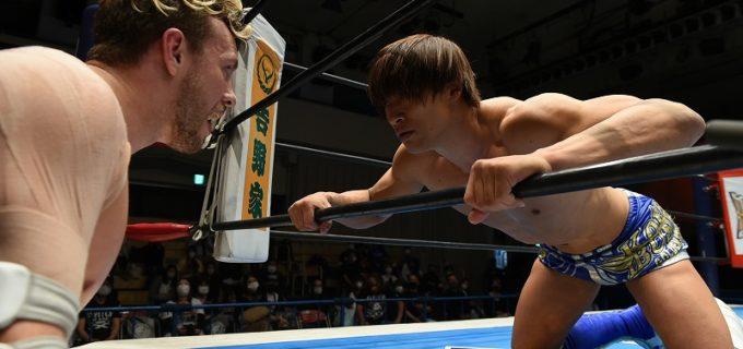 【新日本】飯伏がオスプレイとの前哨戦に勝利「彼に足りないものはまだたくさんあります」3.30後楽園<全試合結果>