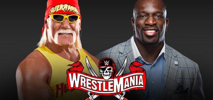 【WWE】ハルク・ホーガンとタイタス・オニールが「レッスルマニア37」のホストに決定!