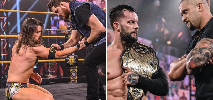 【WWE】王座防衛のベイラーが前王者クロスと睨み合いの火花!敗戦したコールは元盟友オライリーと大乱闘