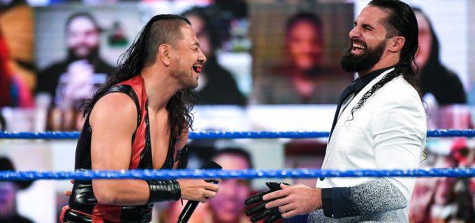 【WWE】中邑真輔がセス・ロリンズをキンシャサ弾で制裁してPPV対決が決定