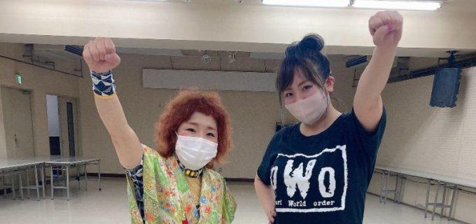 【YMZ】4.3 板橋「ゴキゲンなエイプリル☆2021」にまなせゆうなが初参戦&初コスプレマッチ出場決定