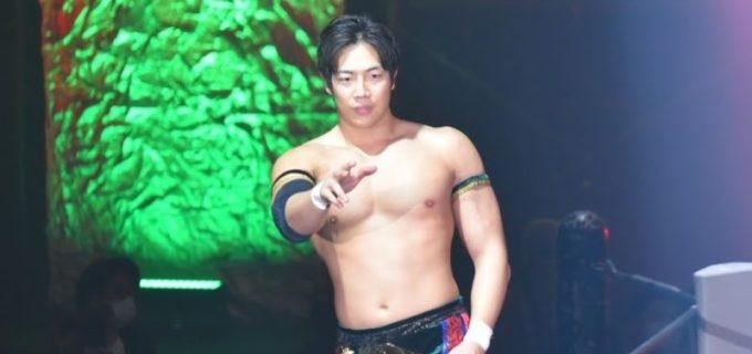 【AEW】竹下幸之介がAEWハウスショーに登場!日米ファンも騒然