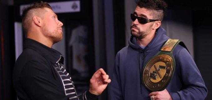 【WWE】祭典WMを華やかにするセレブリティ!「WM37」ではグラミー受賞者バット・バニーがWWEデビュー戦
