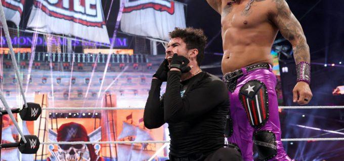 【WWEレッスルマニア】グラミー受賞者バッド・バニーが祭典WMのWWEデビュー戦で大勝利