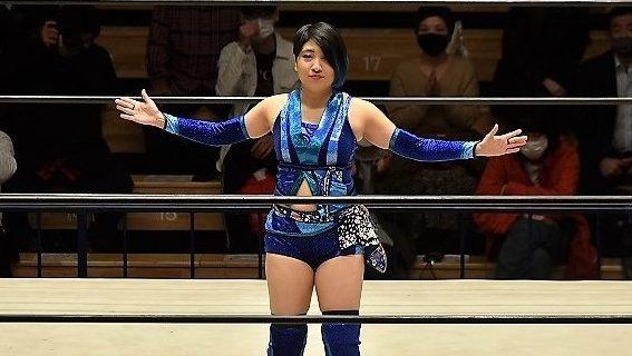 【2AW】進垣リナが11月23日をもっての引退を発表!