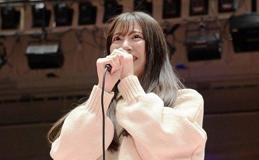 【東京女子】5・4後楽園で本格デビューのSKE48荒井優希があいさつ「デビューは成功だったと言ってもらえるよう成長したい!」