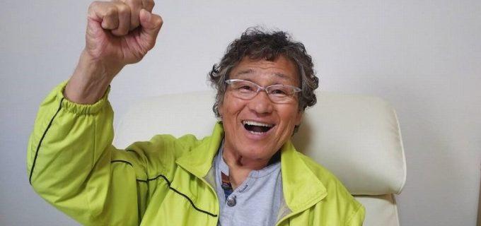 【天龍プロジェクト】天龍源一郎の退院を報告「今の気持ちは、早く試合の会場に行って、プロレスを観たい!」