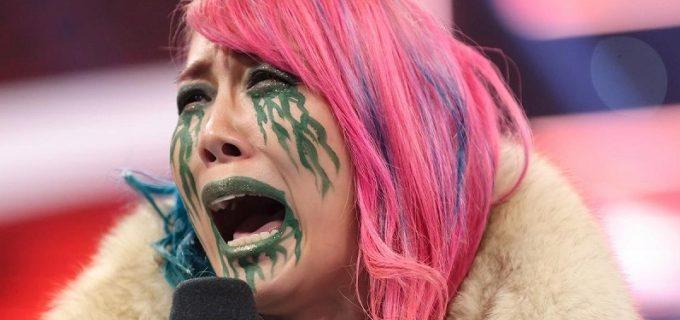 【WWE】王者リア、アスカ、シャーロットのロウ女子王座トリプルスレット戦がPPV「レッスルマニア・バックラッシュ」で決定