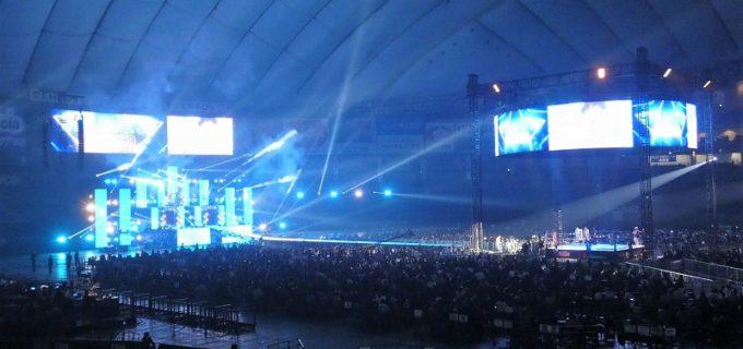【新日本】5.15横浜スタジアム大会、5.29東京ドーム大会の延期を発表