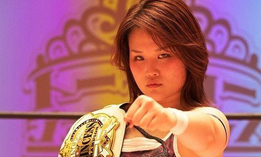 【東京女子】山下実優が辰巳リカを破りプリプリ王座を2年ぶりに奪還し、6・6さいたまSAで坂崎ユカを迎撃へ!「最高の舞台で、東京女子が最高だって証明できる、最高の試合ができると思ってます」