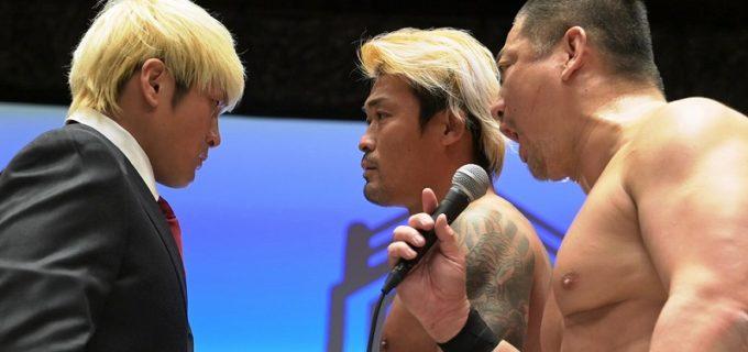 【DDT】ノアの金剛・拳王が「サイバーファイトフェス」出場拒否宣言も、高木社長は強権発動でDDTとの全面対抗戦をスクランブル決定!