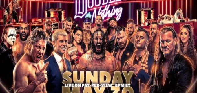 【AEW】5.30 PPV Double or Nothing<全結果>志田光が女子王座から陥落